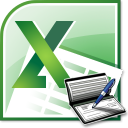 Excel Checkbook Register Template Software icon