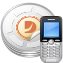 Daniusoft DVD to Mobile Phone Suite icon
