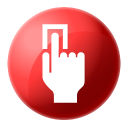 Lenovo Fingerprint Software icon