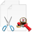 File Splitter and Merger Software icon