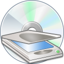 Copy Entire CD or DVD To Hard Drive Software icon