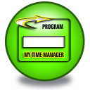 My Time Manager icon