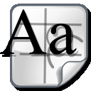 APS Font Tool icon