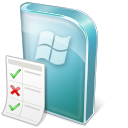 Windows Vista Upgrade Advisor icon