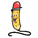Pencil Pete's Cursive Writing icon