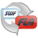SWF to FLA Converter icon