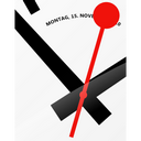 Swiss Railway Clock icon