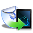 WinX Bluray DVD iPad Ripper icon