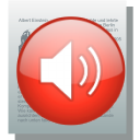 Pistonsoft Text to Speech Converter icon