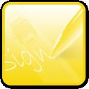 Aloaha PDF Signator icon