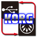 KORG USB-MIDI Driver for Windows icon
