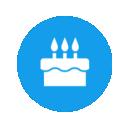 Birthdayreminder icon