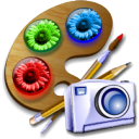 VCW VicMan's Photo Editor icon