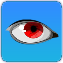 Free Red-eye Reduction Tool for Windows icon