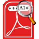 Stellar Phoenix PDF Password Recovery icon