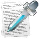 Extract Data & Text From Multiple Text Files Software icon