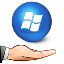PC in My Hand icon