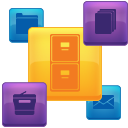 Nuance PaperPort icon