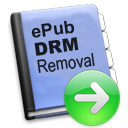 ePub DRM Removal icon