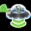 UFO Wardriving icon