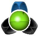 Mossawir Lan Messenger icon