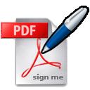 JSignPdf icon