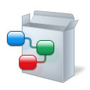 ConceptDraw Solution Status Dashboard icon