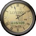 London Time Clock icon
