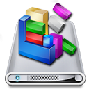 Amigabit Disk Defrag icon