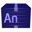 Adobe Edge Animate CC icon