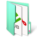 Epubor EPUB to PDF Converter icon