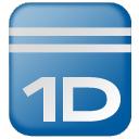 CutLogic 1D icon