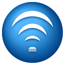 Intel (R) PROSet/Wireless Software icon