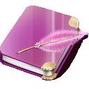 Teachers diary icon