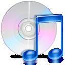DVDVideoMedia Free CD Ripper icon