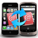 Backuptrans Android iPhone Contacts Transfer + icon