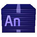 Adobe Edge Animate CC icon