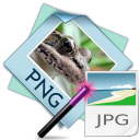 PNG To JPG Converter Software icon