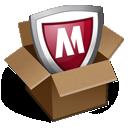 McAfee Social Protection icon