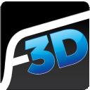 Flare3D icon