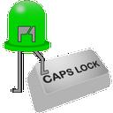 Caps Lock Indicator icon