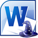 MS Word Add Headers and Footers To Multiple Documents Software icon