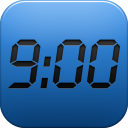 Full Screen Digital Clock Software icon