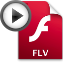 FLV Player Full Screen Software icon