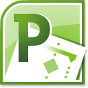 Microsoft Office Project Initiation Tool icon
