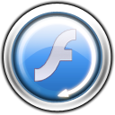 Free Flash to MPEG Converter icon