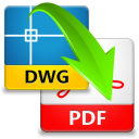 ACAD DWG to PDF Converter icon