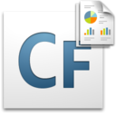 ColdFusion Report Builder icon