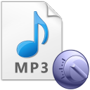 Increase or Decrease Volume Of Multiple MP3 Files Software icon
