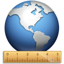 Find Distance Between Multiple Latitude and Longitude Coordinates Software icon